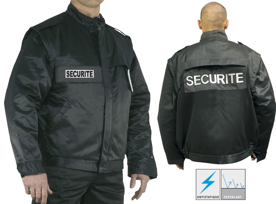 Blouson Intervention Platinium Action Line