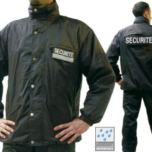 Blouson Leger IMPRIME SECURITE