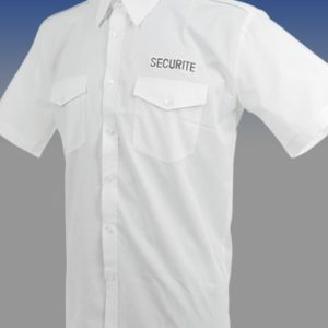 CHEMISE PILOTE BRODEE SECURITE