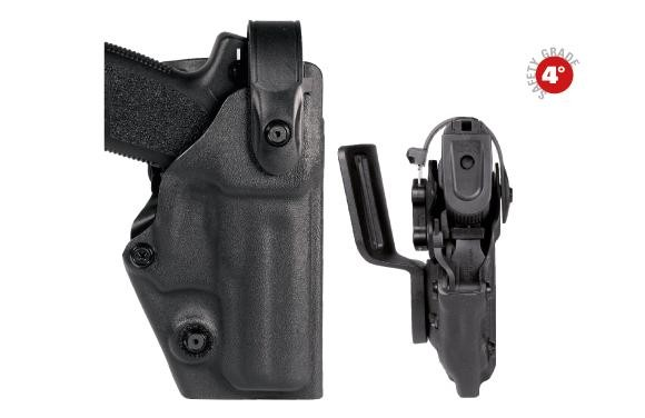holster port uniforte level 4