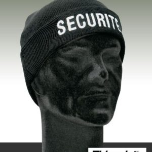 BONNET SECURITE