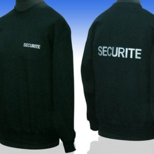 SWEAT SECURITE