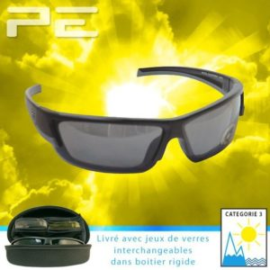LUNETTES SOLAIRES BRANCHES FIXES UV400CE