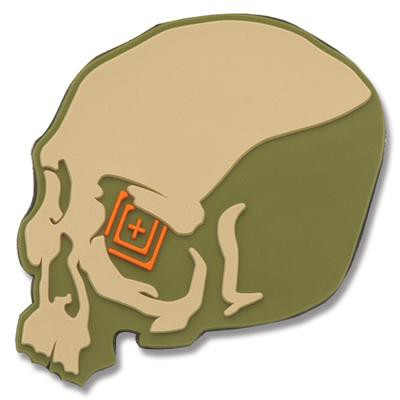 skull shot patch