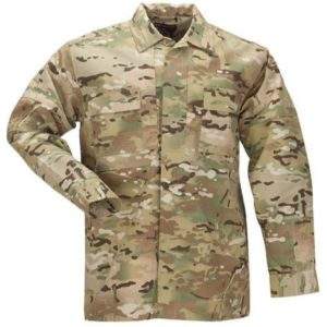 Multicam TDU Long Sleeve Shirt
